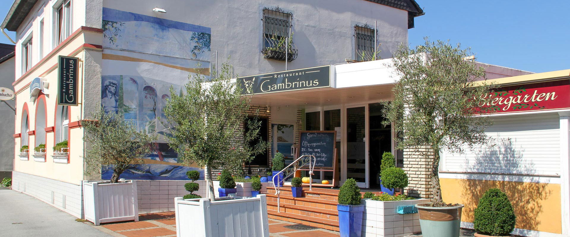 Restaurant Gambrinus -